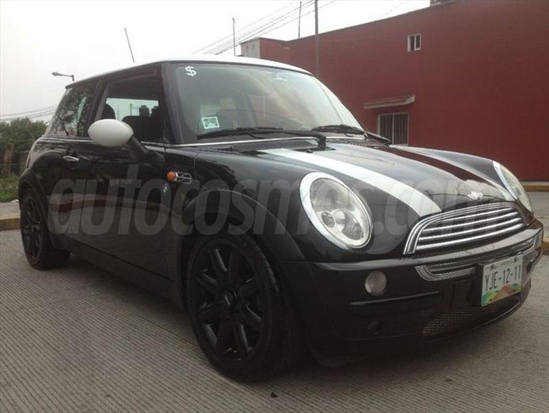 venta Auto Usado MINI Cooper Clubman S (2003) color Negro precio $
