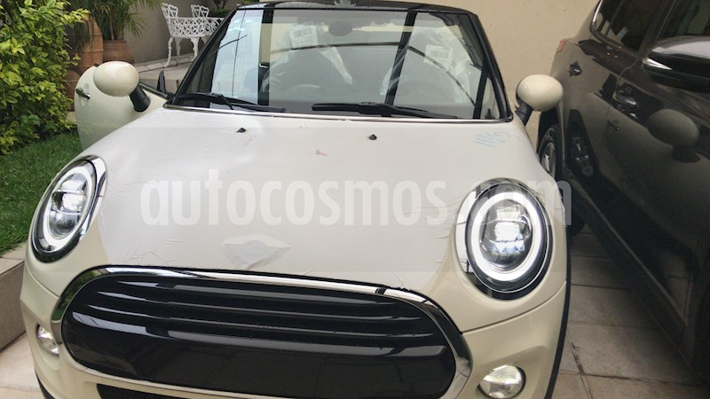 foto MINI Cooper Convertible Pepper Aut Seminuevo