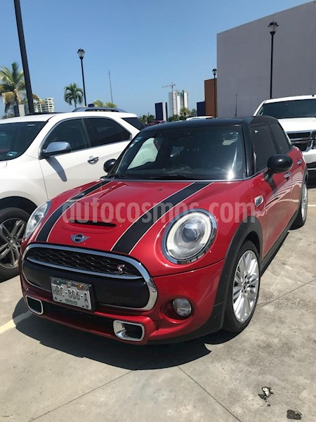 Mini Cooper S Hot Chili Usado