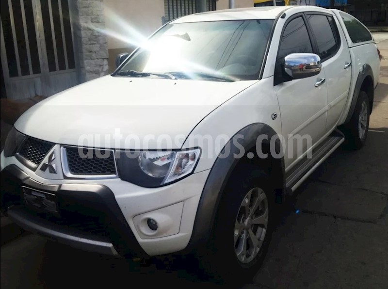 foto Mitsubishi L200 4x4 2.5 High Power CD Full Aut usado