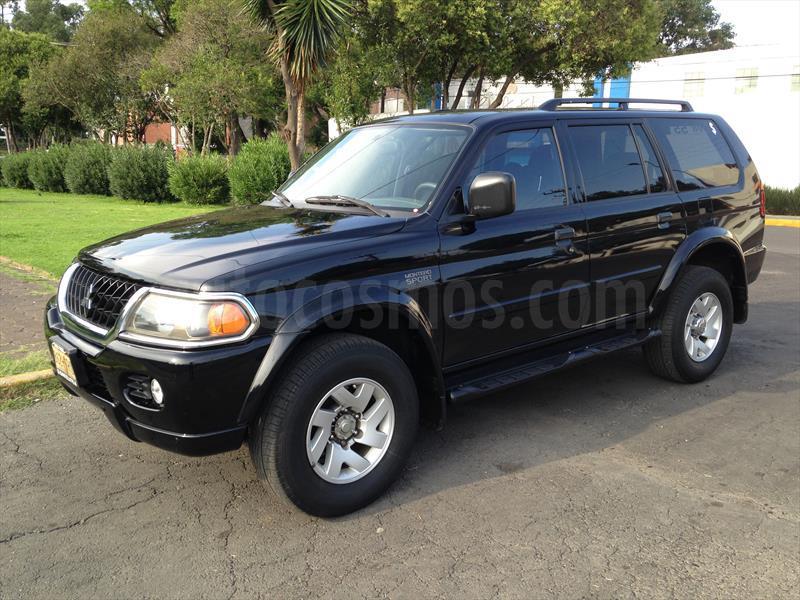 Venta autos usado - Distrito Federal - Mitsubishi Montero Sport 3.5L