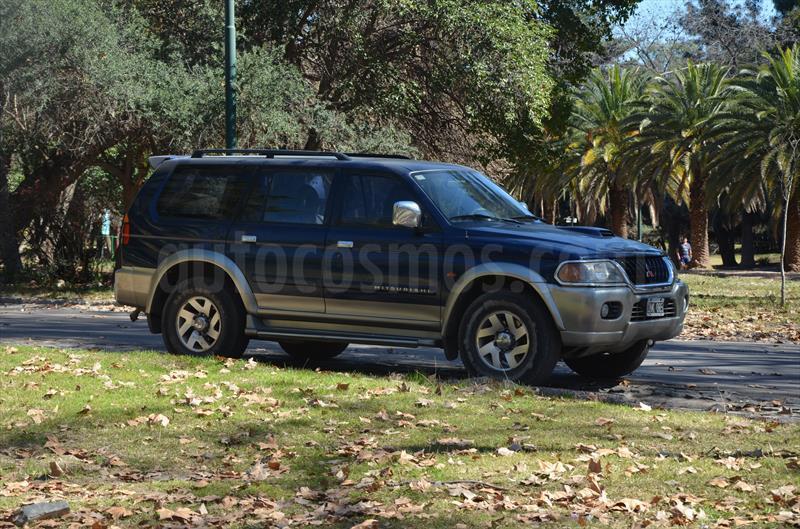 Venta Autos Usado Mendoza Mitsubishi Nativa 2 5 Gls Tdi