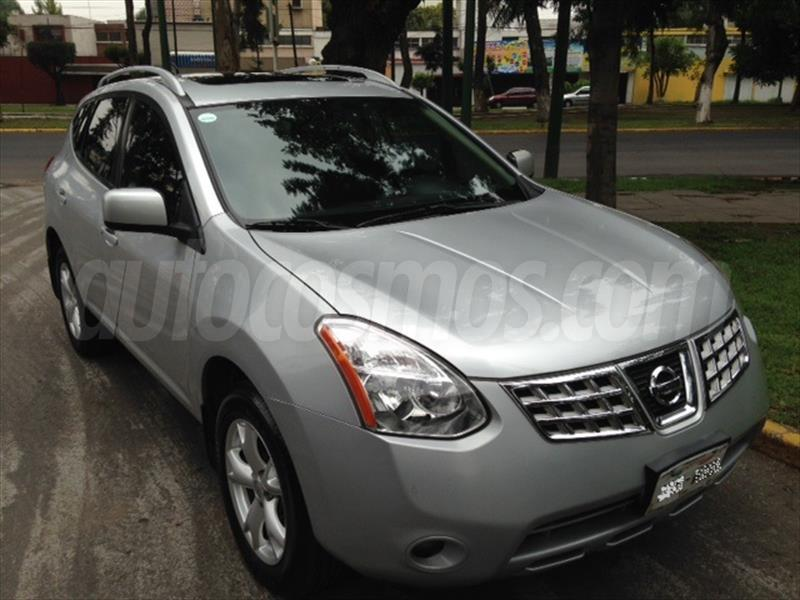 venta autos usado distrito federal nissan rogue sl 4wd. Black Bedroom Furniture Sets. Home Design Ideas