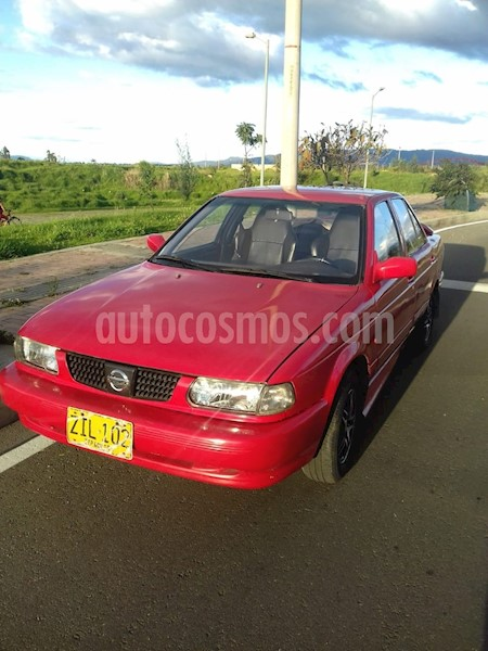 foto Nissan Sentra 16v- usado