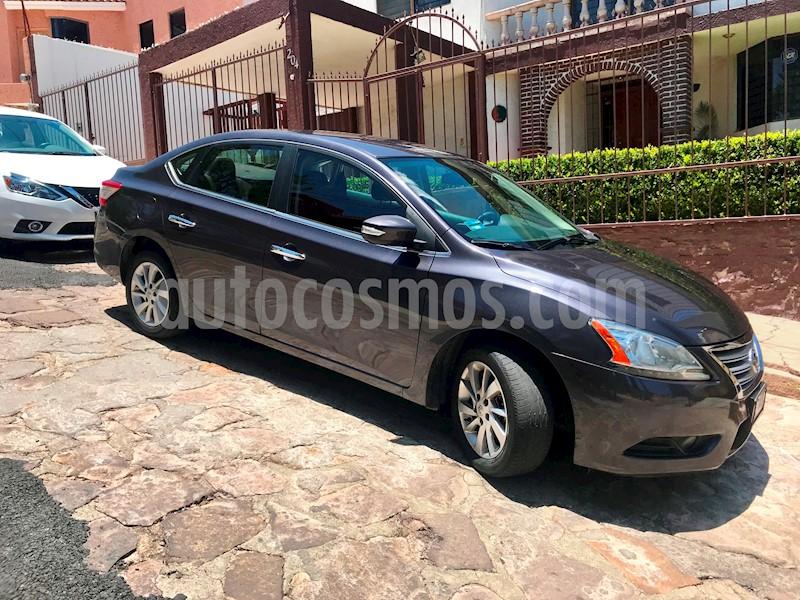 foto Nissan Sentra Advance Aut usado