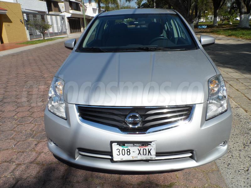 foto Nissan Sentra Custom CVT Xtronic