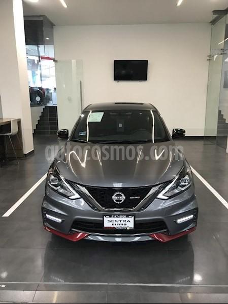 Nissan Sentra Nismo usado (2018) color Gris precio $390,000