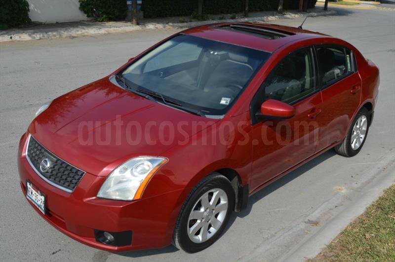 Nissan Sentra Premium CVT Xtronic usado (2007) color Rojo ...