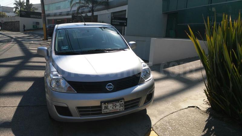 foto Nissan Tiida Sedan Sense Aut Seminuevo