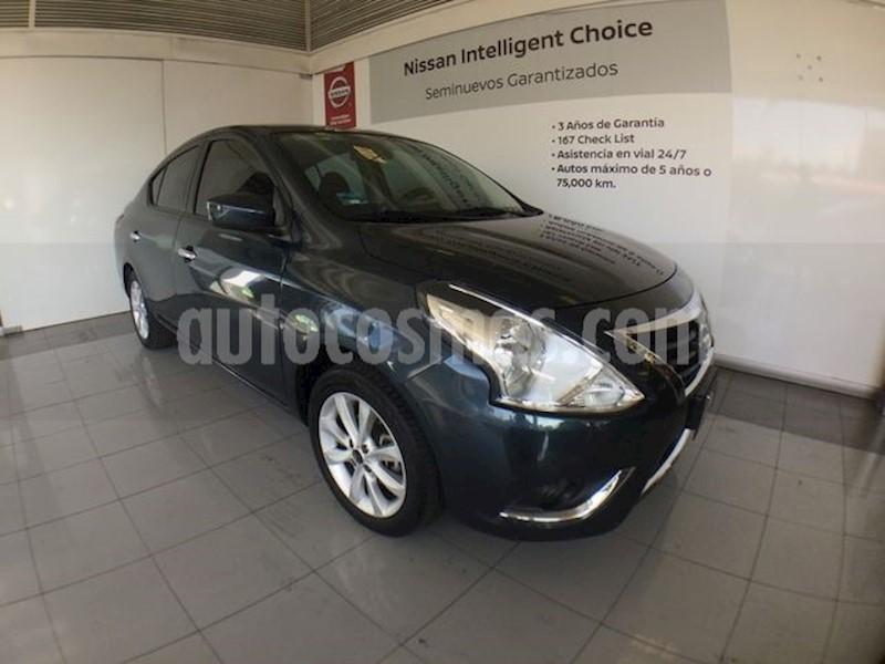 foto Nissan Versa Advance Aut Seminuevo