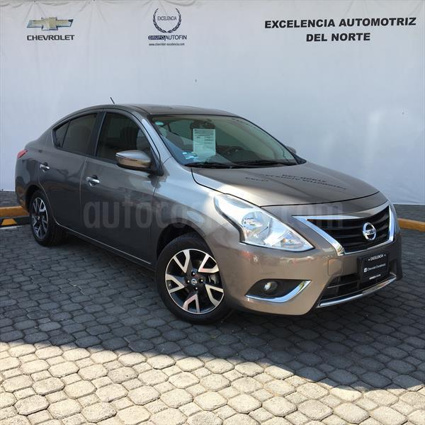 foto Nissan Versa Exclusive NAVI Aut Seminuevo