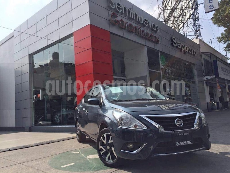 foto Nissan Versa Exclusive NAVI Aut Usado