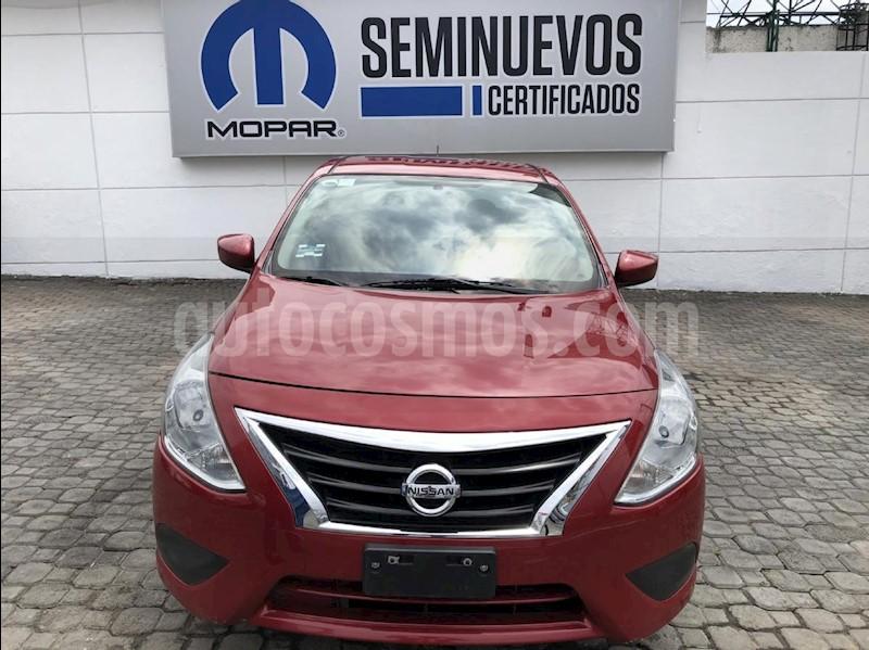foto Nissan Versa Sense Seminuevo