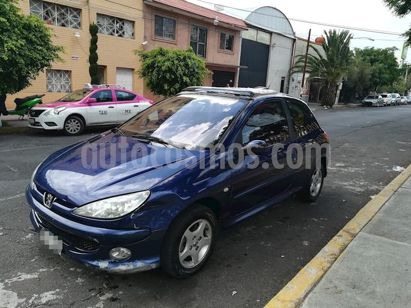 foto Peugeot 206 3P XR 1.6 usado