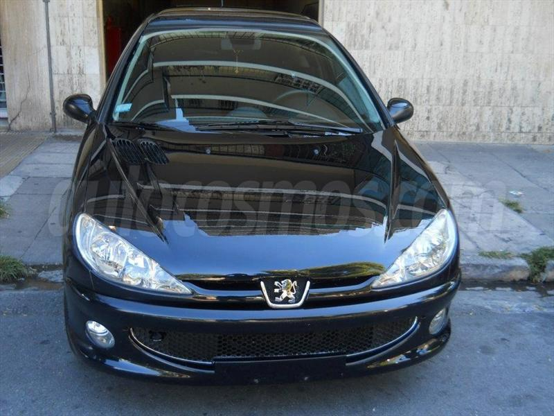 1998 peugeot 206 1 6 xs related infomation specifications weili automotive network. Black Bedroom Furniture Sets. Home Design Ideas