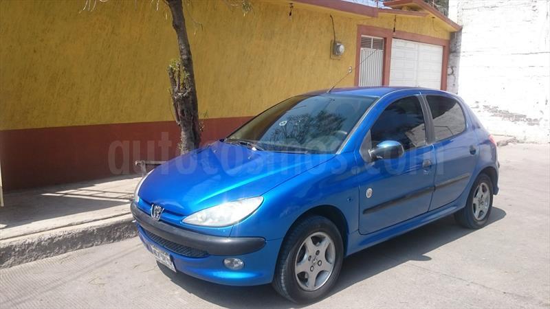 Venta autos usado - Estado de Mexico - Peugeot 206 5P X