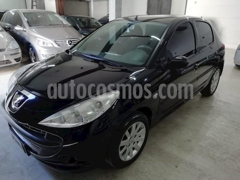 ffcedbe51 Peugeot 207 Compact 1.6 XS 5P usado (2011) color Negro precio $102.000