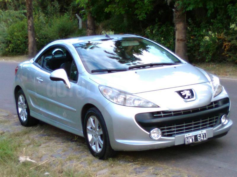 foto Peugeot 207 CC (120Cv) usado