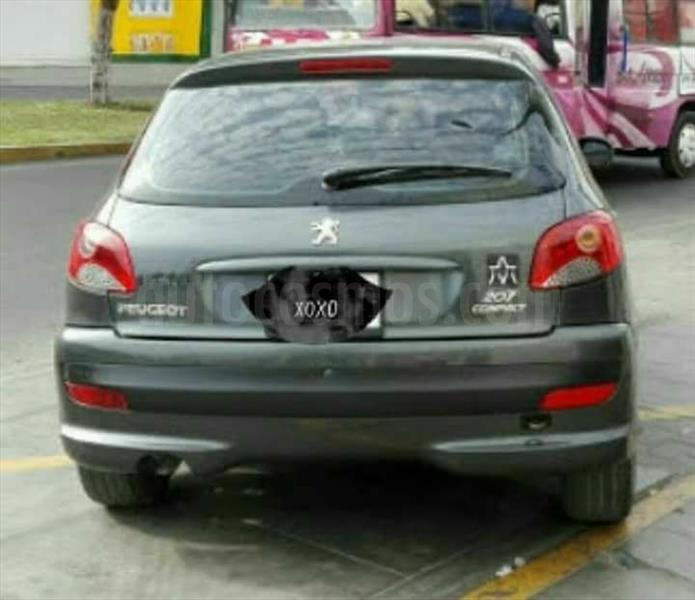 foto Peugeot 207 Premium Tiptronic 1.6L 5P usado