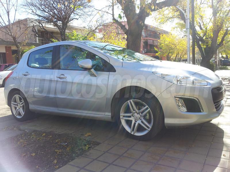 Venta Autos Usado Mendoza Peugeot 308 Feline