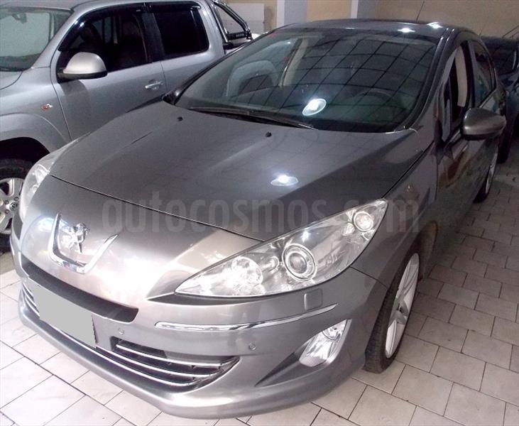Venta Autos Usado Cordoba Peugeot 408 Sport