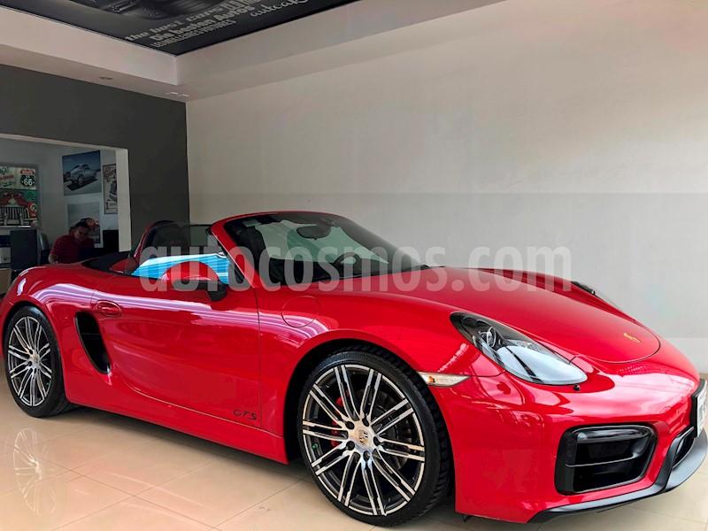 foto Porsche Boxster GTS 3.4L PDK usado