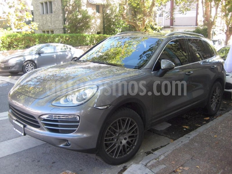 foto Porsche Cayenne 3.6L Aut usado