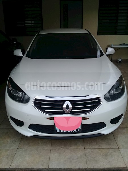 foto Renault Fluence Authentique  usado