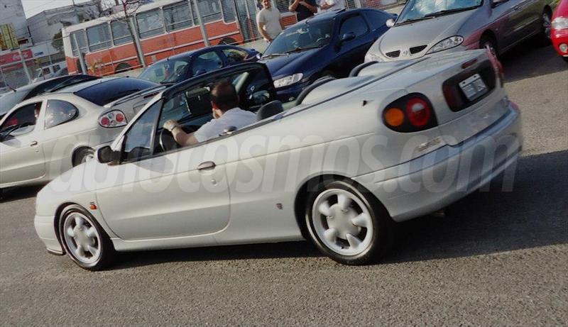 foto Renault Megane Cabriolet ABS