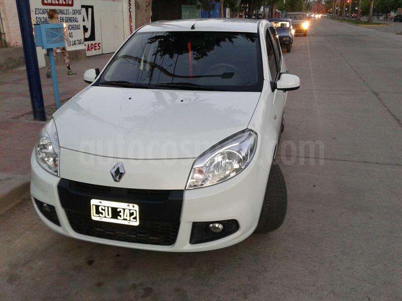 Venta Autos Usado Mendoza Renault Sandero 1 6 Confort