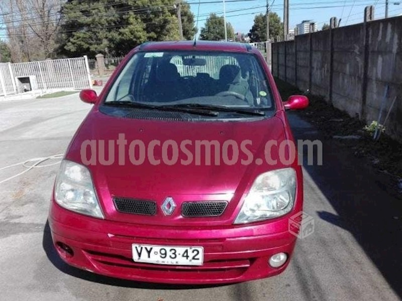 foto Renault Scenic 1.6 Authentique  usado