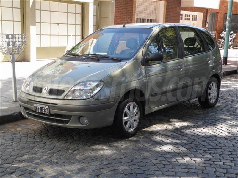 Renault Scenic Usados En Argentina