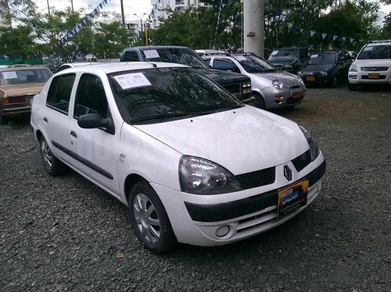 foto Renault Symbol 1.6 Alize Mec 4P Usado