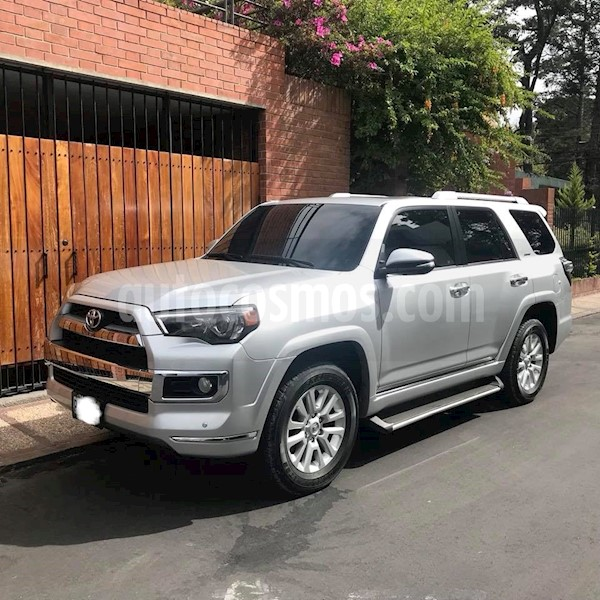 foto Toyota 4Runner 4x4 Limited Usado