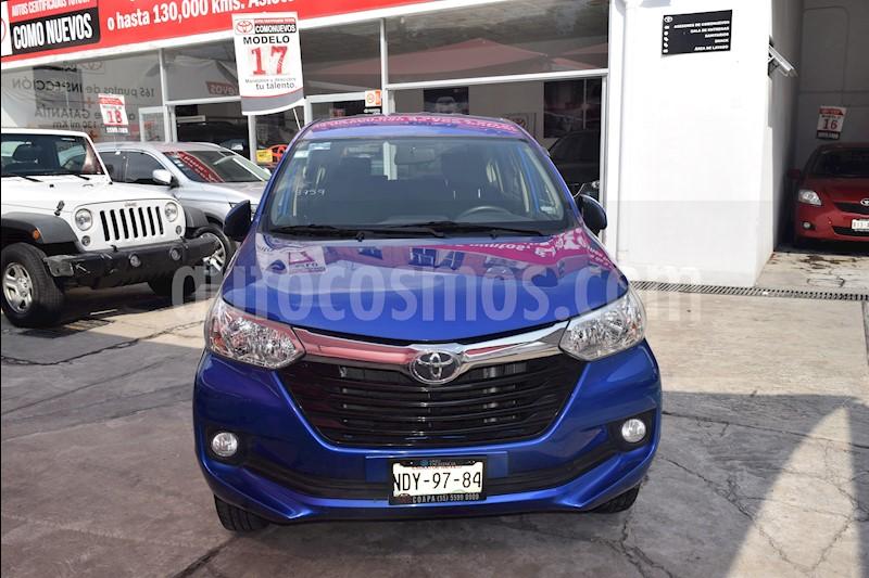 foto Toyota Avanza LE Aut usado