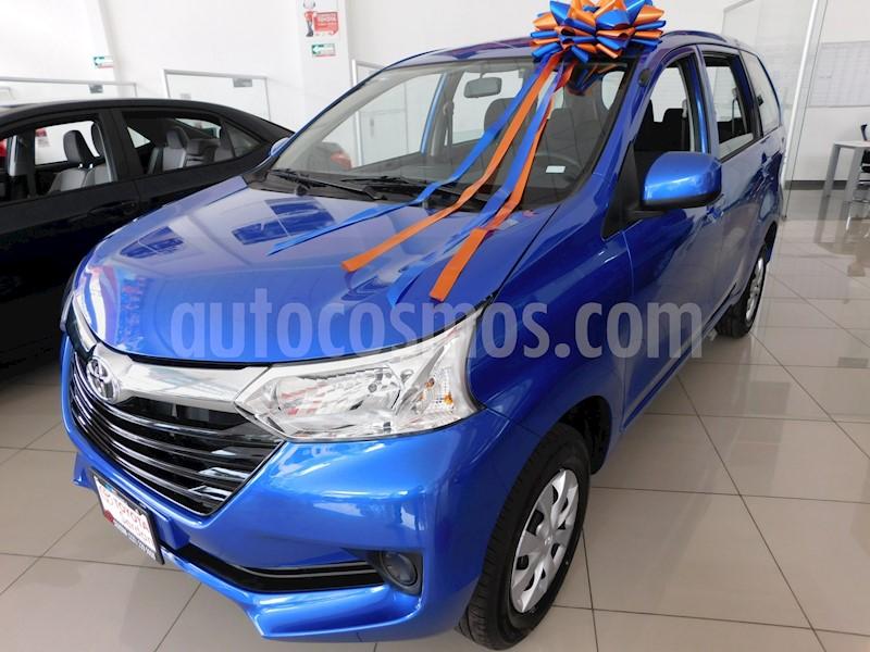 foto Toyota Avanza LE