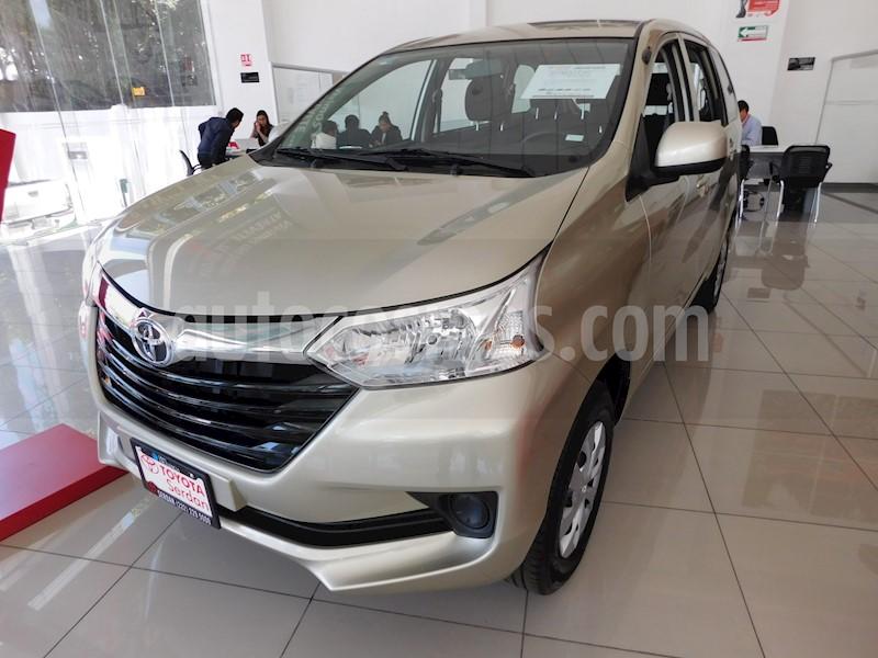 foto Toyota Avanza LE nuevo