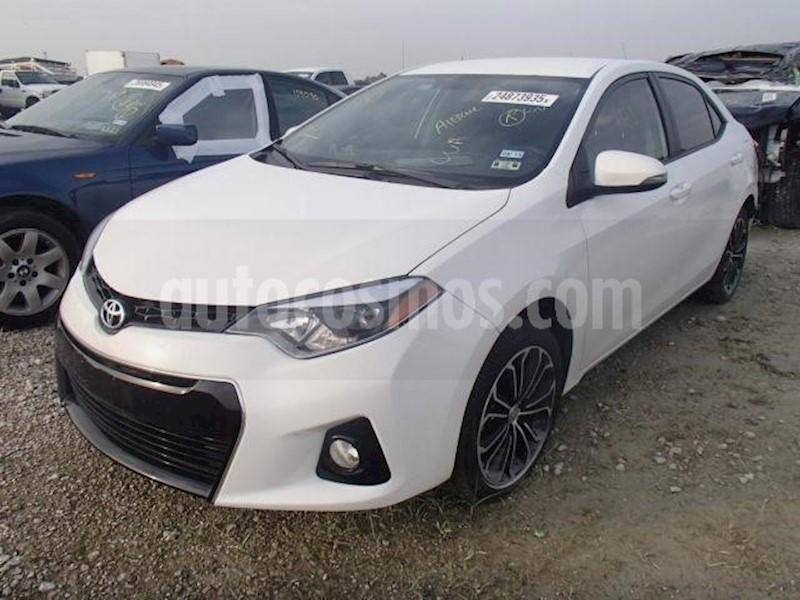 foto Toyota Corolla 1.8 AT usado