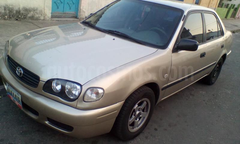 foto Toyota Corolla Xli Auto. 1.6 usado