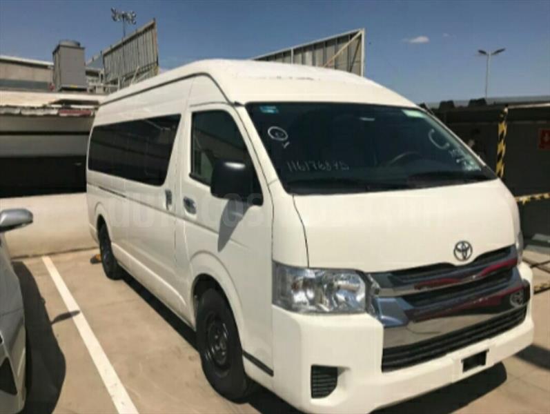foto Toyota Hiace 2.7L Panel usado
