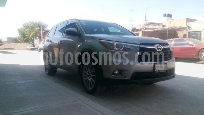 foto Toyota Highlander Limited Panoramic Roof Seminuevo