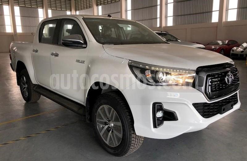 foto Toyota Hilux 2.7L 4x4 D/C usado