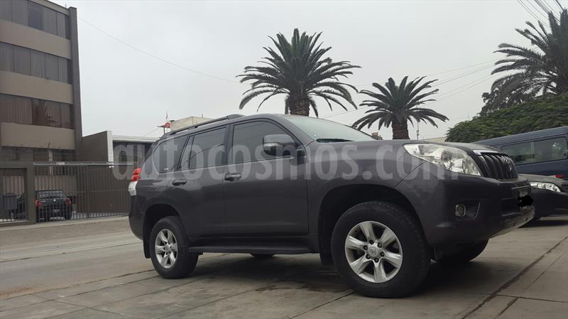 Toyota Land Cruiser Prado Usados En Perú