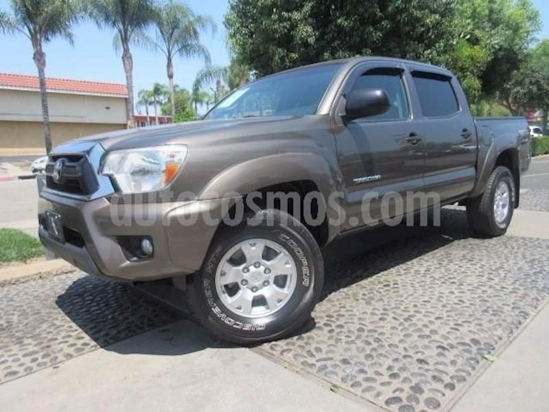 foto Toyota Tacoma TRD Sport Seminuevo