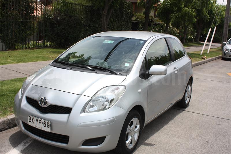 foto Toyota Yaris Sport 1.3 GLi Aut 3P usado