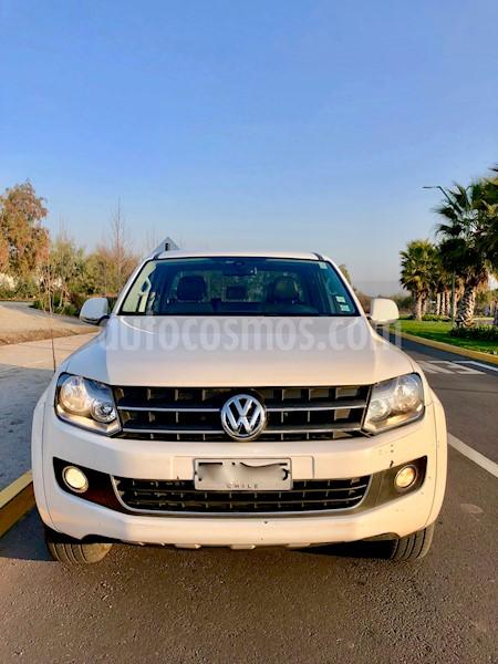 foto Volkswagen Amarok 2.0L Highline 4Motion Aut Usado