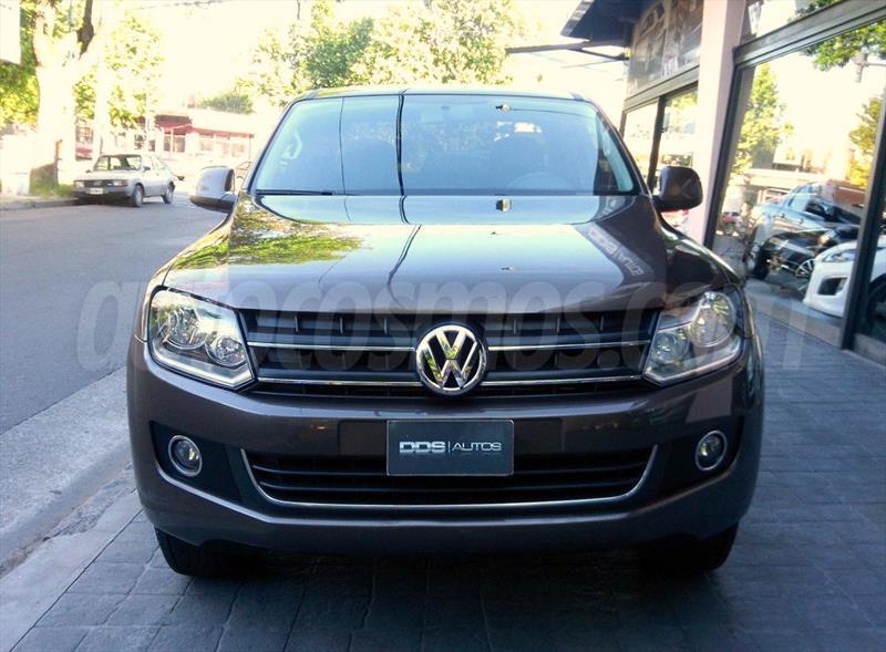 Volkswagen Amarok 4x4 2.0 Trendline (180Cv) Aut  2014
