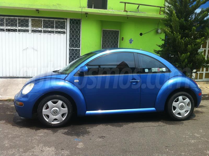 Volkswagen Beetle usados en México
