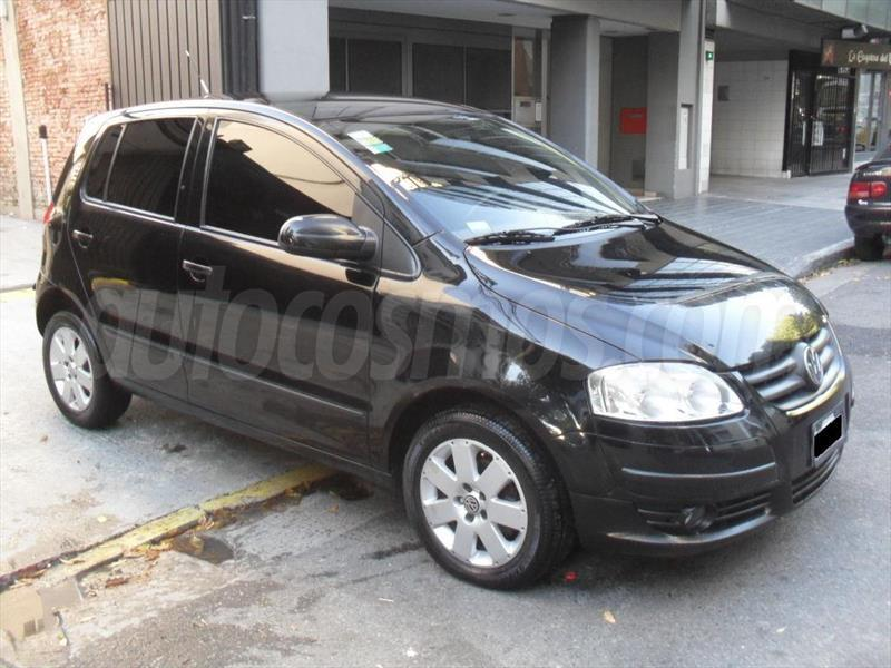 Volkswagen Fox 5P Route 2007
