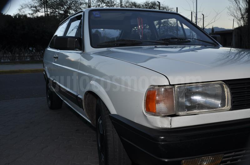Venta Autos Usado Mendoza Volkswagen Gol 3p 1 6 Gl